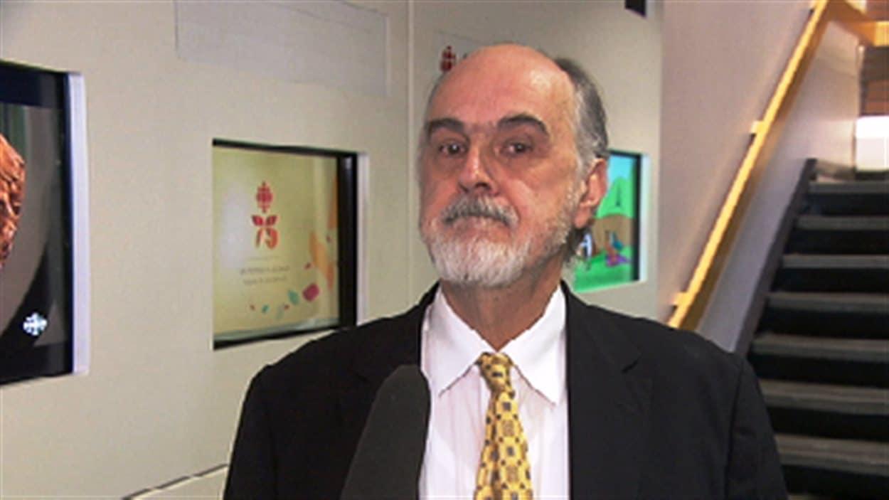 Le Dr Hubert Dupuis