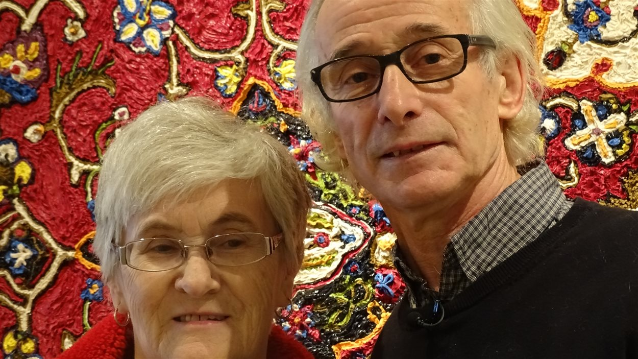 Alain et Erika Lefèvre