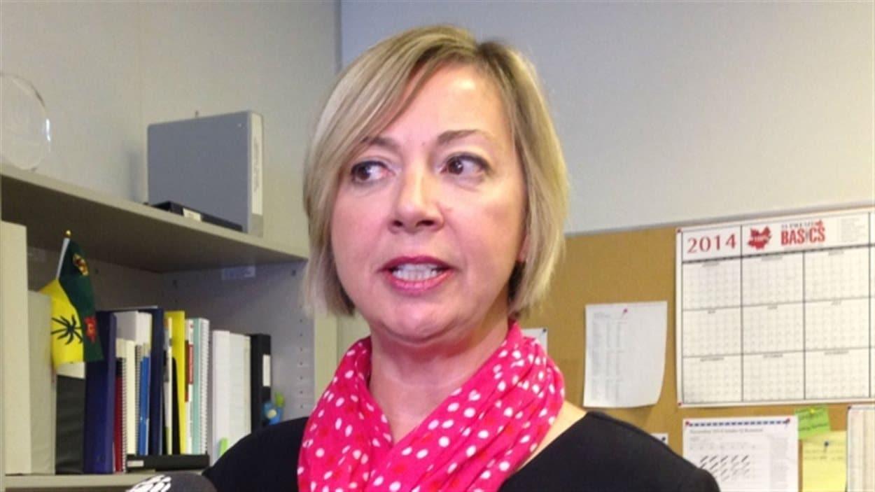 L'ombusdman de la Saskatchewan Mary McFadyen se penche sur les soins de longue durée dans la province.