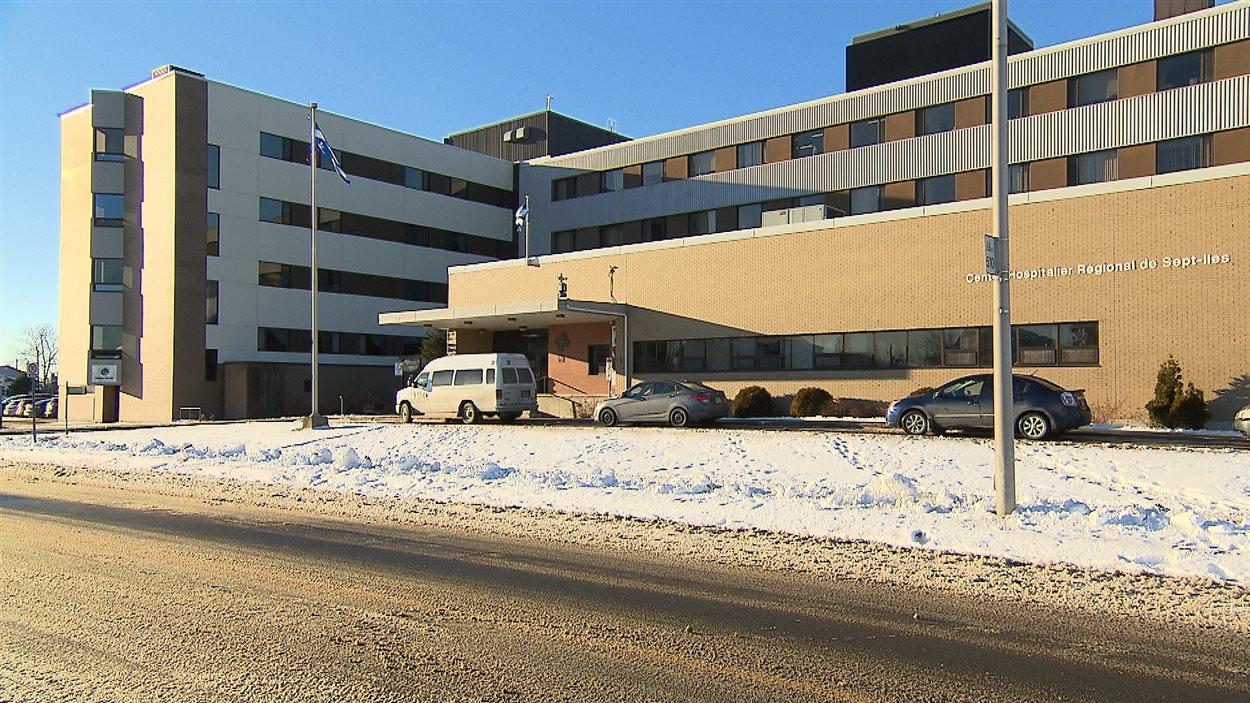 Le Centre hospitalier régional de Sept-Îles