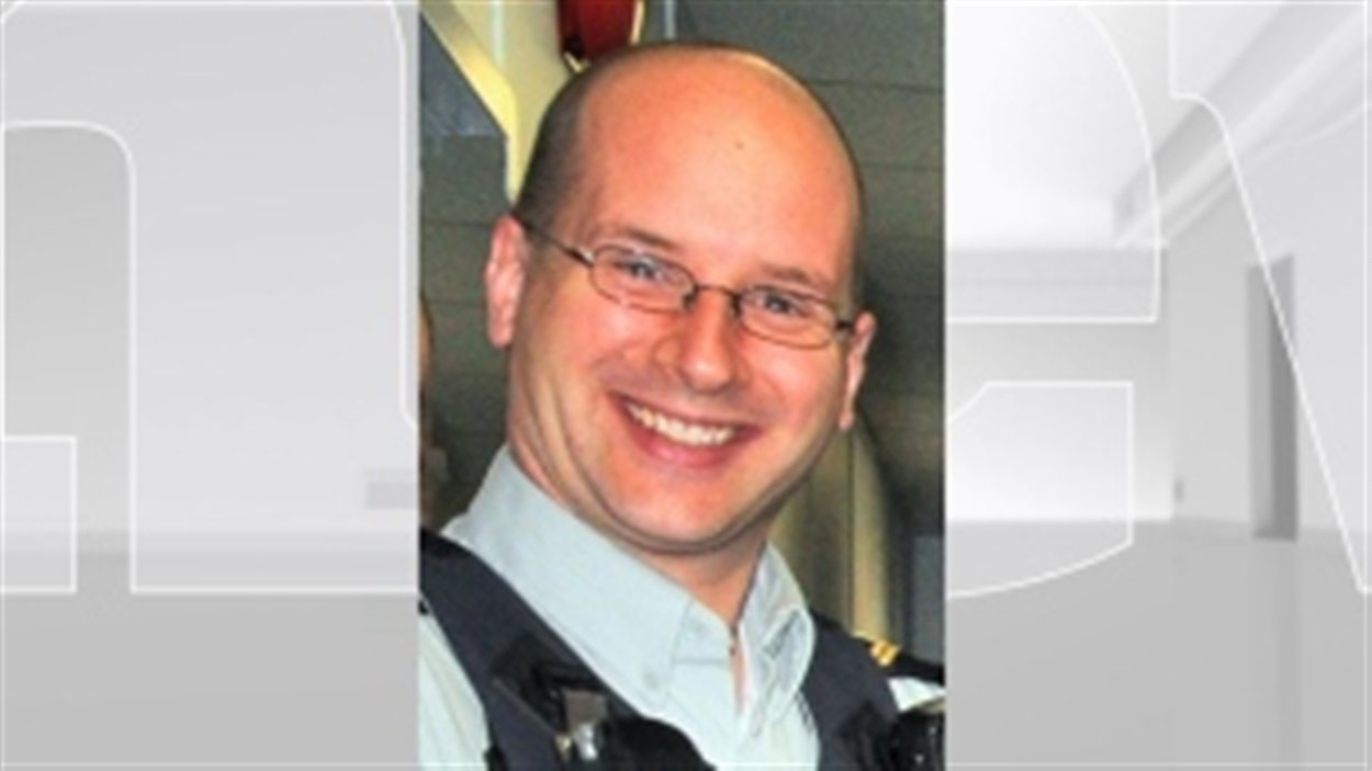 Jean-René Michaud a été blessé à Kamloops