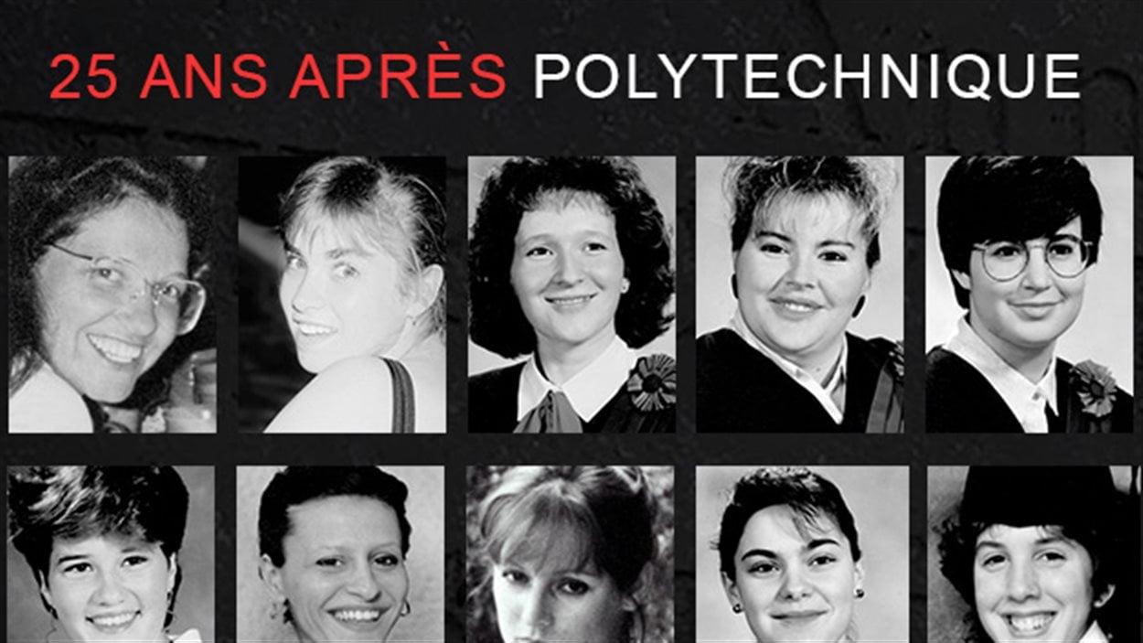 Les visages de la tragédie de Polytechnique