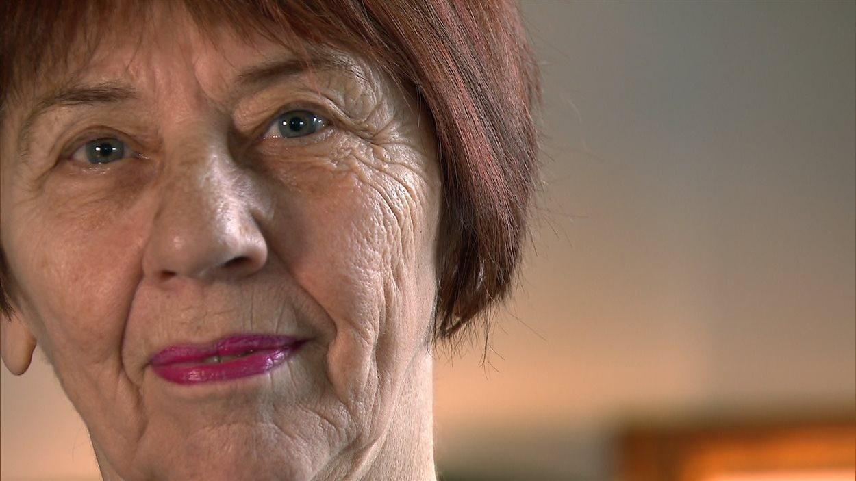 Monique Lépine est la mère de Marc, l'auteur des meurtres de l'école Polytechnique en 1989.