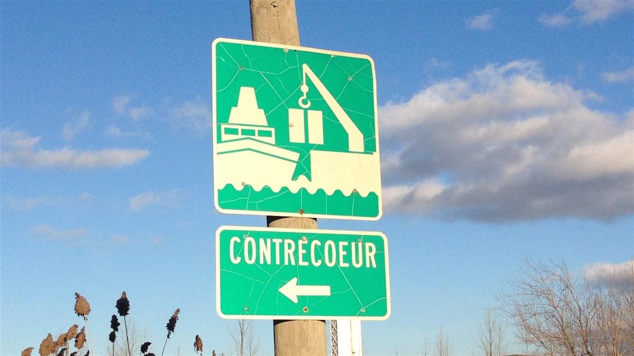 Port de Contrecoeur