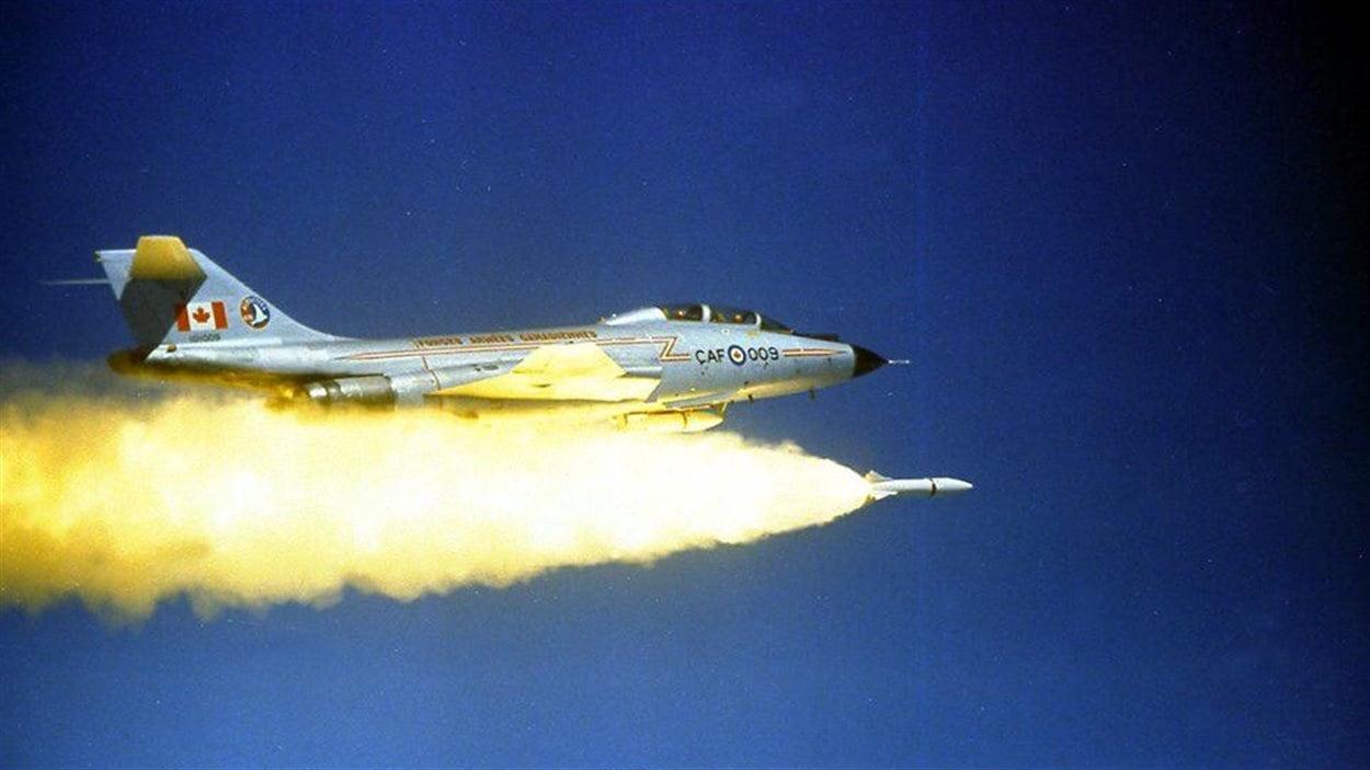 Avion CF-101 Voodoo