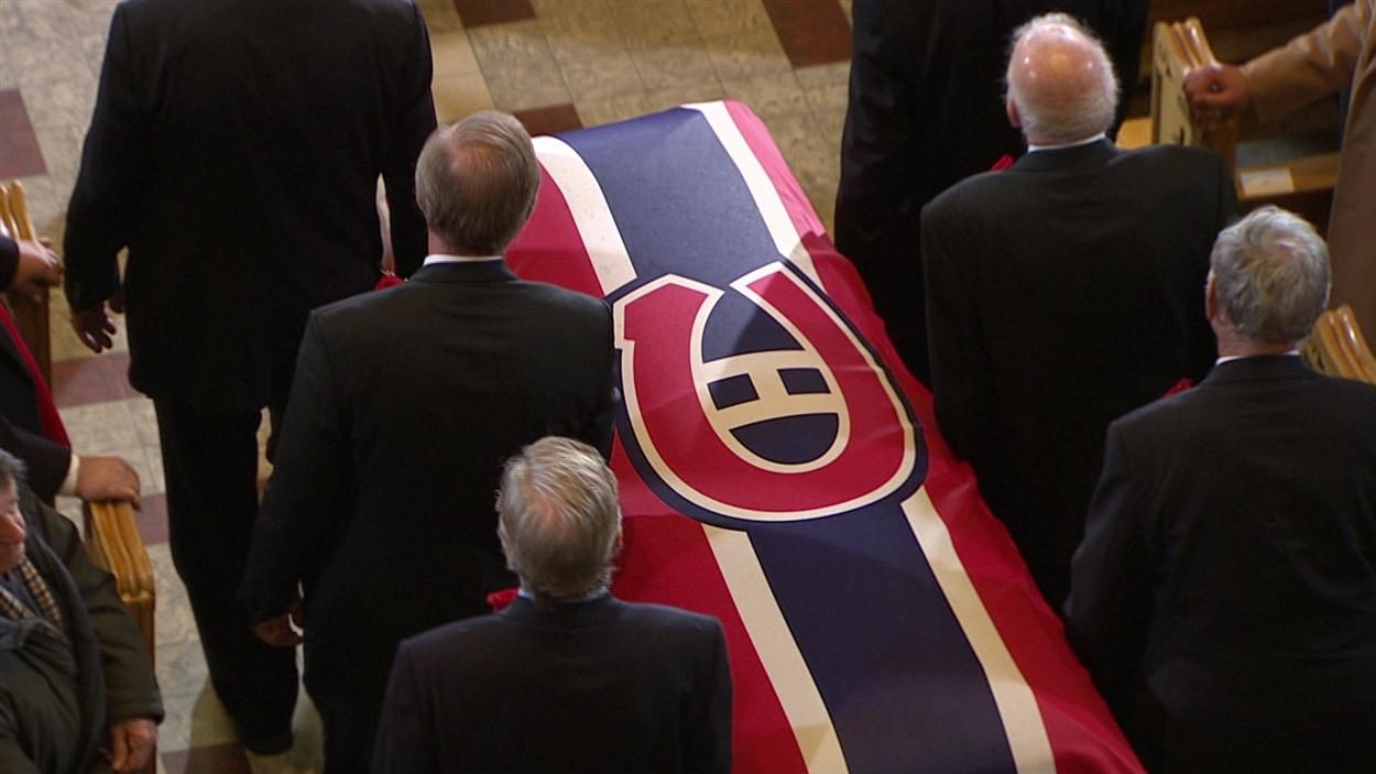 Funérailles de Jean Béliveau
