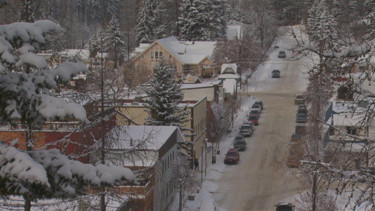 En 2011, Kimberley en Colombie-Britannique comptait 6652 résidents selon Statistiques Canada.