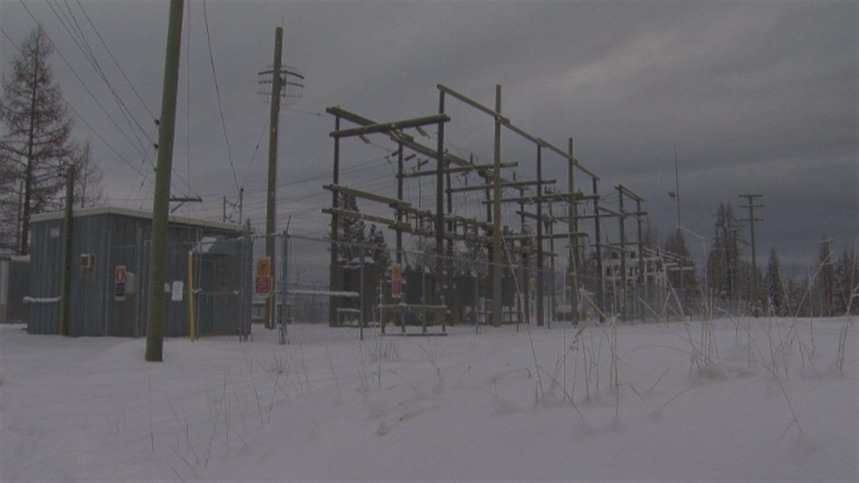 Teck a laissé derrière elle des installations électriques qui peuvent maintenant être utilisées pour transporter l'énergie produite par la centrale solaire SunMine.