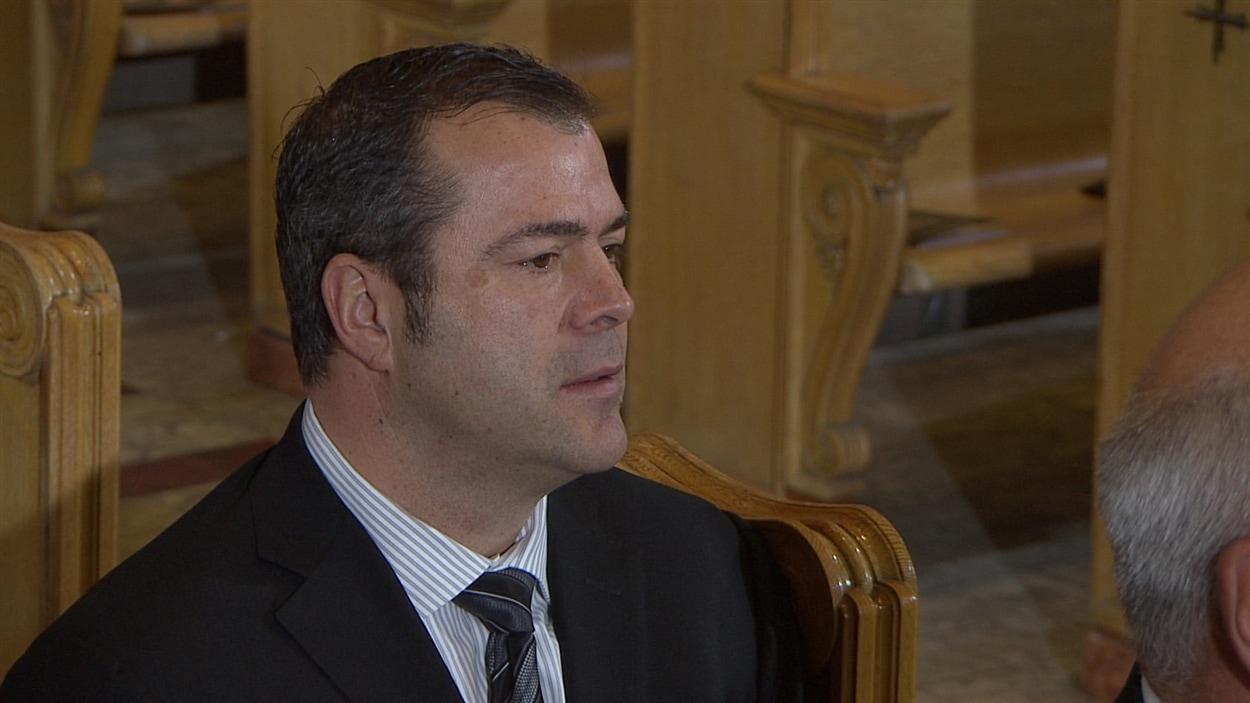 L'entraîneur Alain Vigneault