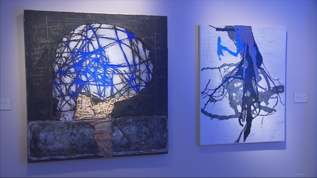 Bill Vincent a mérité en 2012 le prix Videre Reconnaissance en arts visuels de la région de Québec