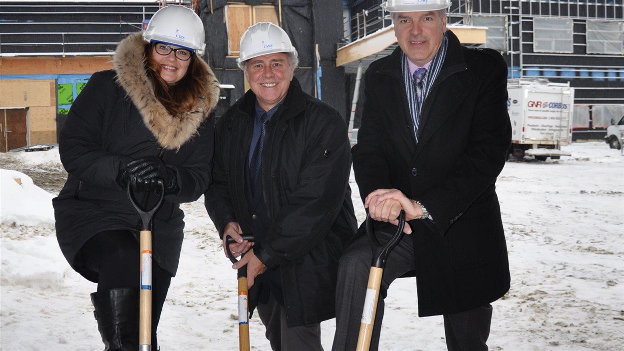 Sherbrooke comptera deux nouvelles écoles à la prochaine rentrée scolaire.