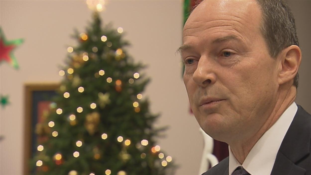 Michel Dallaire affirme que les bénéfices de ce projet immobilier seront affectés aux Soeurs de la Charité ainsi qu'à la Fondation Famille Jules-Dallaire.