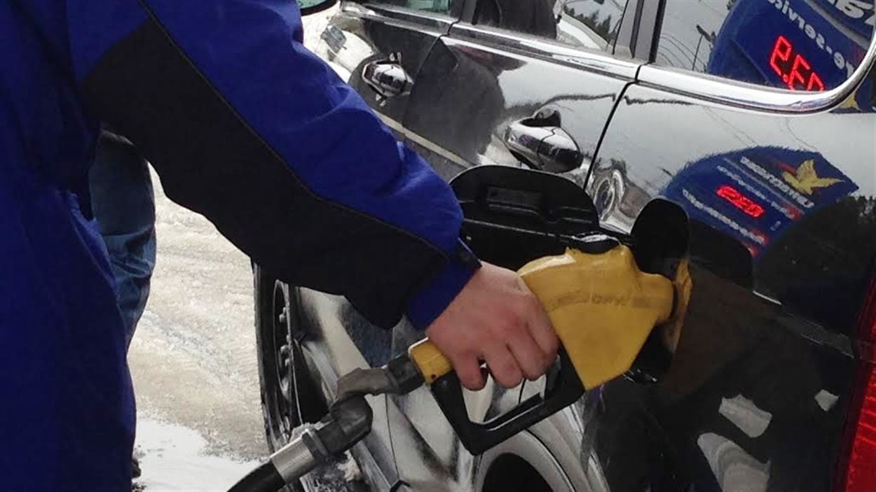 Plein d'essence