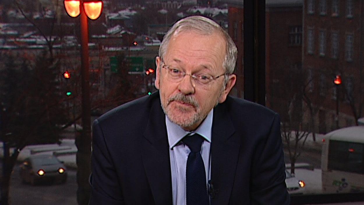 Égide Royer, professeur à la faculté des sciences de l'Éducation, au département d'études sur l'enseignement et l'apprentissage de l'Université Laval