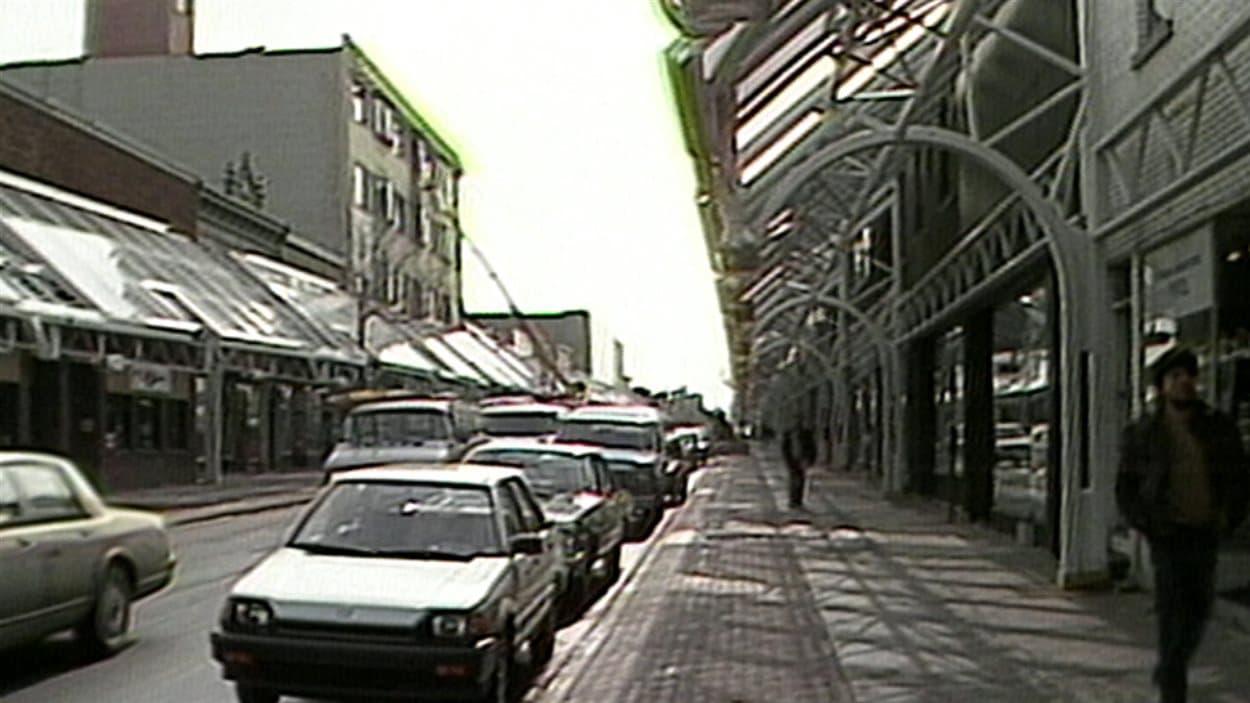 Archives de la Plaza Saint-Hubert