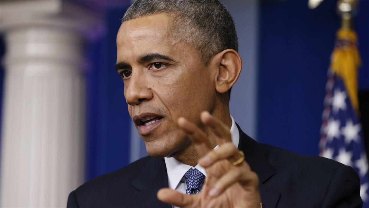 Barack Obama fait le bilan de son administration.