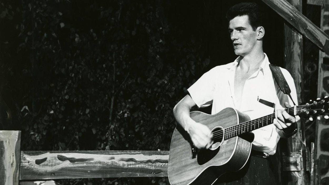 Jimmy James, légendaire chanteur country de Rouyn-Noranda, est décédé