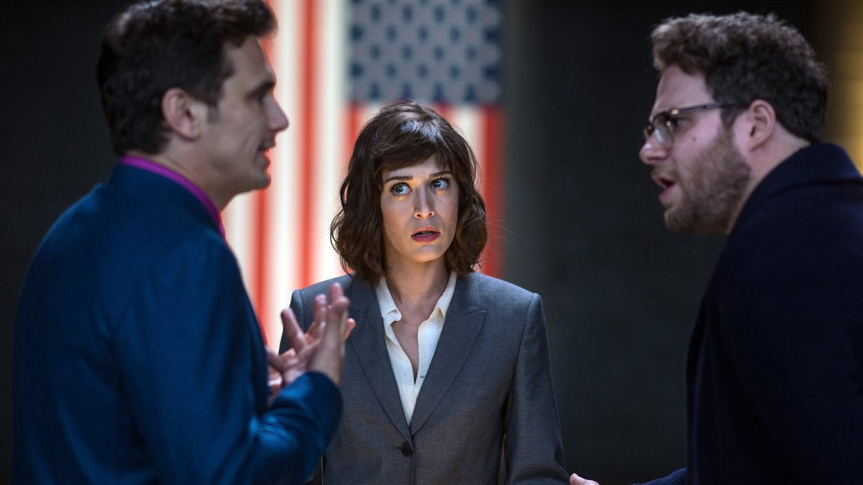 Le film « The interview »