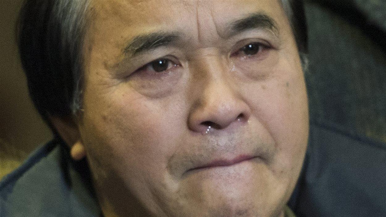 Diran Lin, le père de Lin Jun