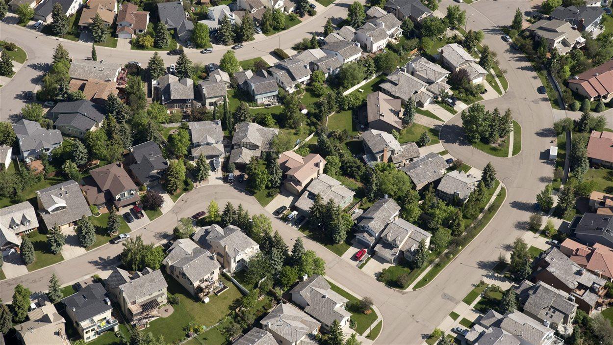 La valeur des maisons à Calgary était en hausse en 2014.
