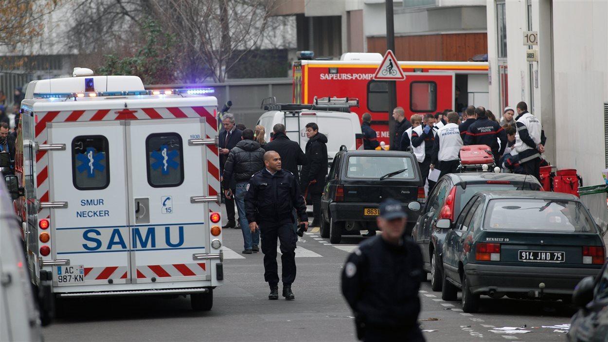 Attentat à Paris