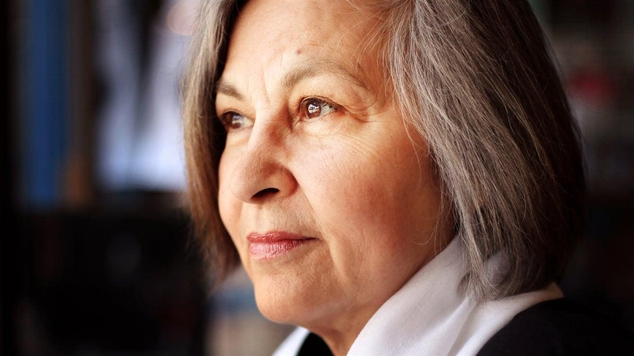 L'auteure Abla Farhoud