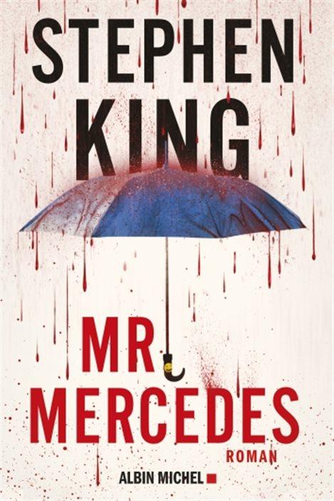 La couverture de «Mr Mercedes», de Stephen King