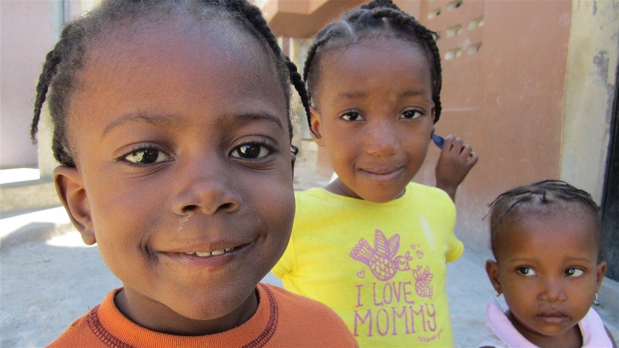 Ces enfants du quartier Delmas 33 ont quitté les camps.