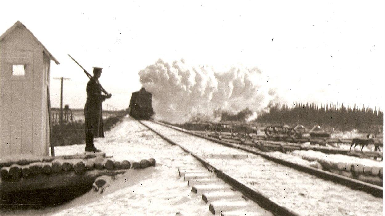 Il ya 100 ans, les premiers prisonniers arrivaient au camp Spirit Lake