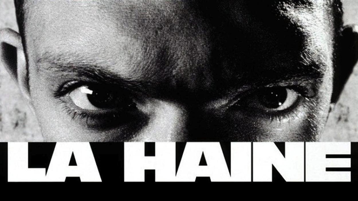 Le regard de Vincent Cassel sur la mythique affiche du film <i>La haine</i>