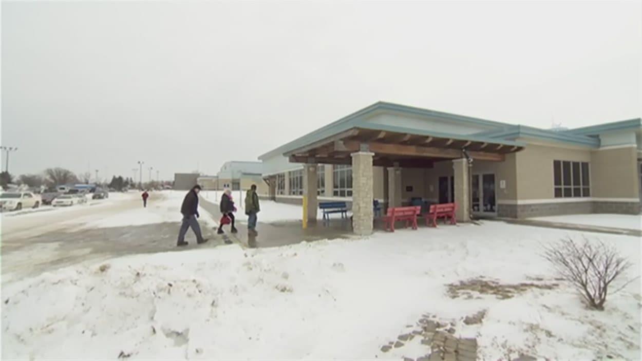 Les membres ont voté contre le projet de permettre la vente d'alcool dans la réserve.