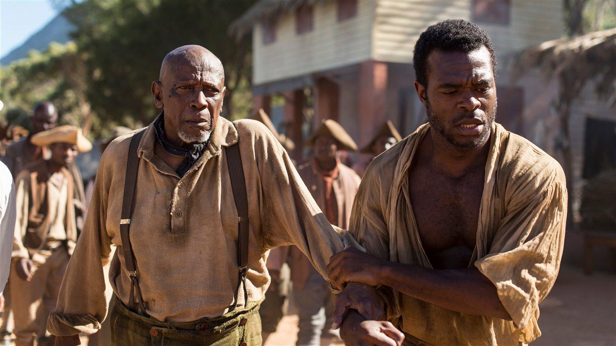Une scène de la minisérie télévisée « The book of Negroes » tirée du roman de Lawrence Hill.