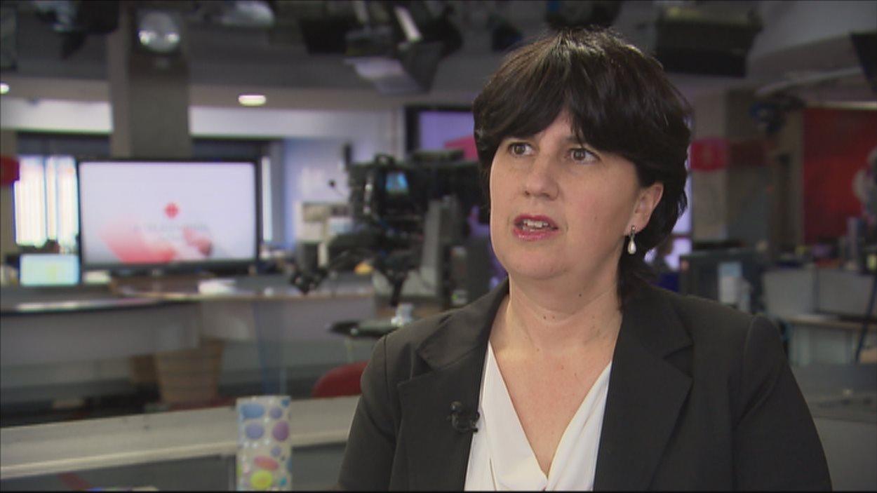 Hélène Bégin, économiste principale au Mouvement Desjardins