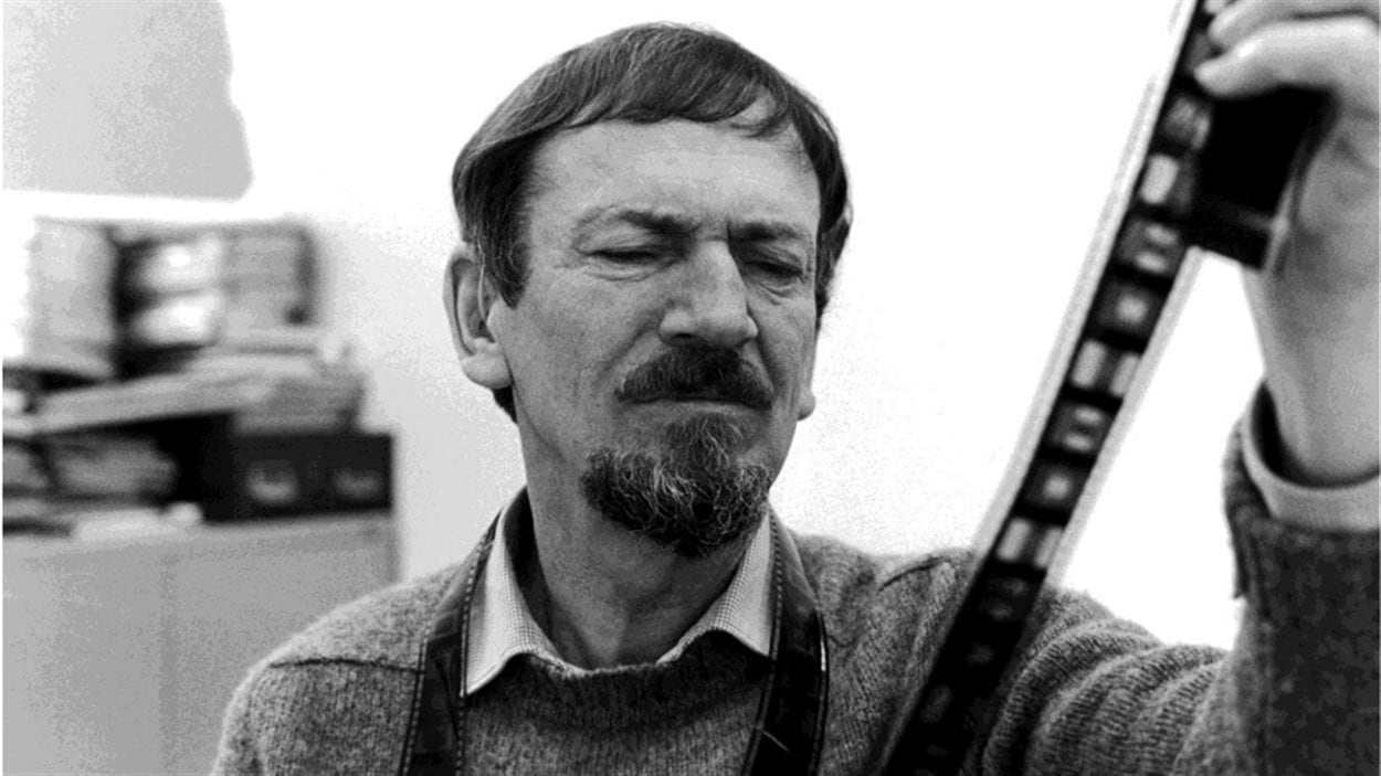 Le cinéaste et producteur René Jodoin