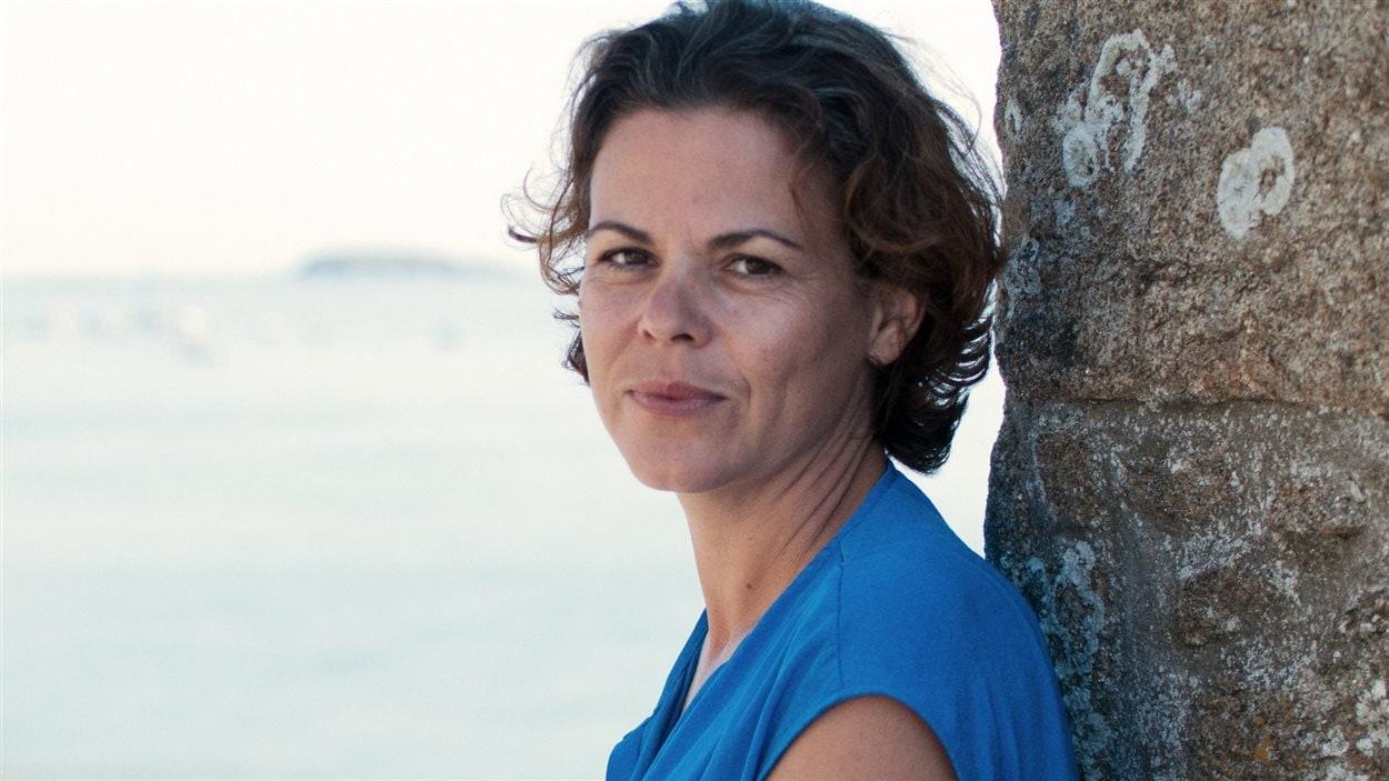 L'auteure Laure Morali