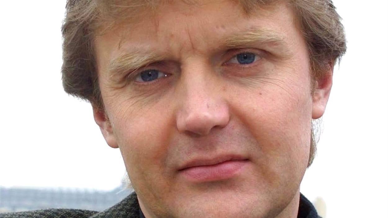 Alexander Litvinenko à Londres, en 2002.