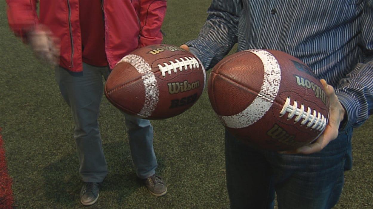Un ballon dégonflé peut-il représenter un avantage au football.