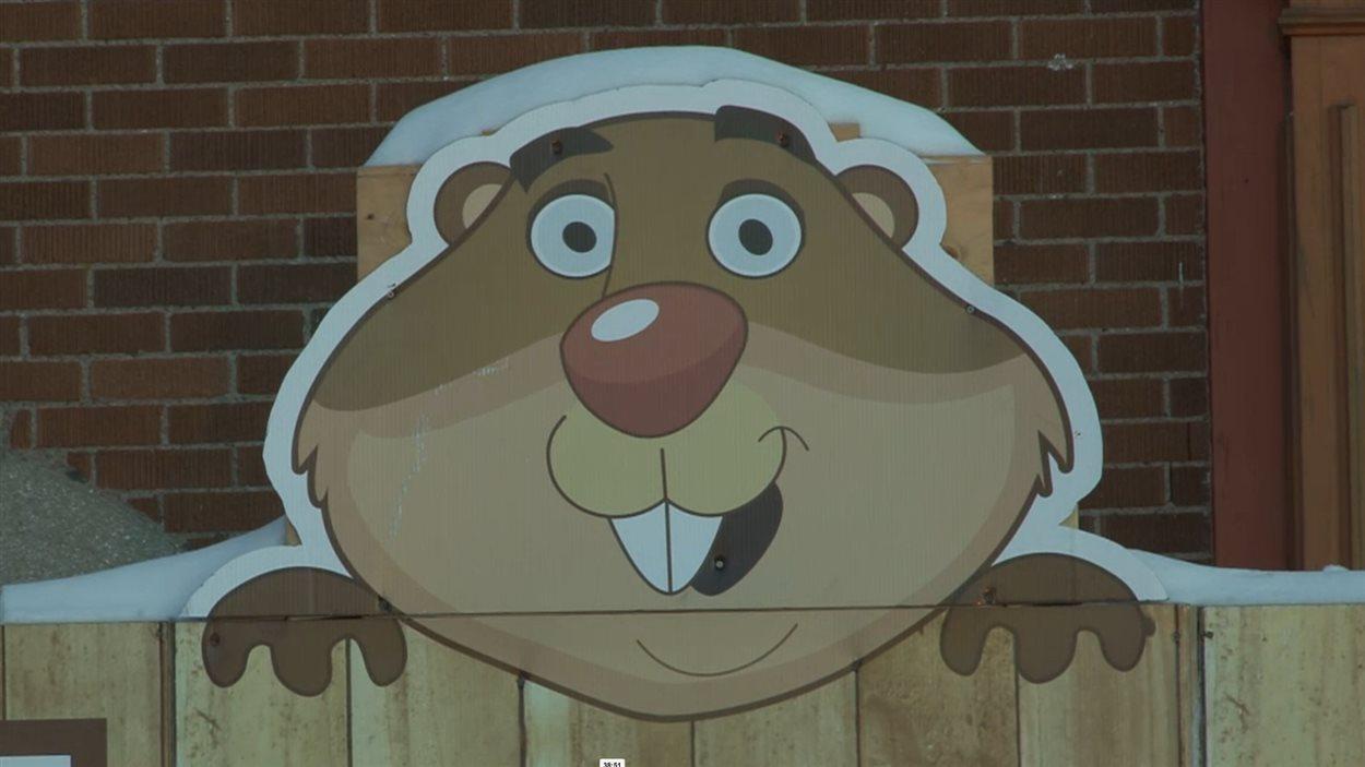 Logo de Fred la marmotte.