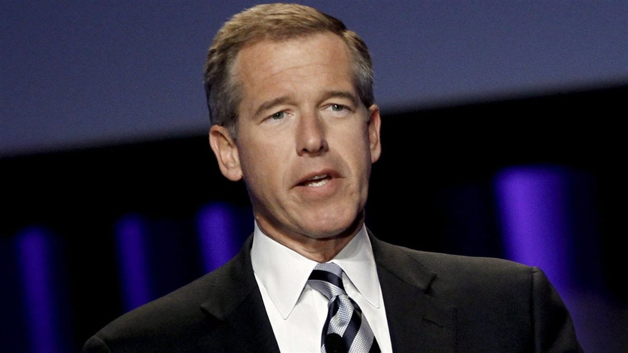 Brian Williams (archive, 2010)