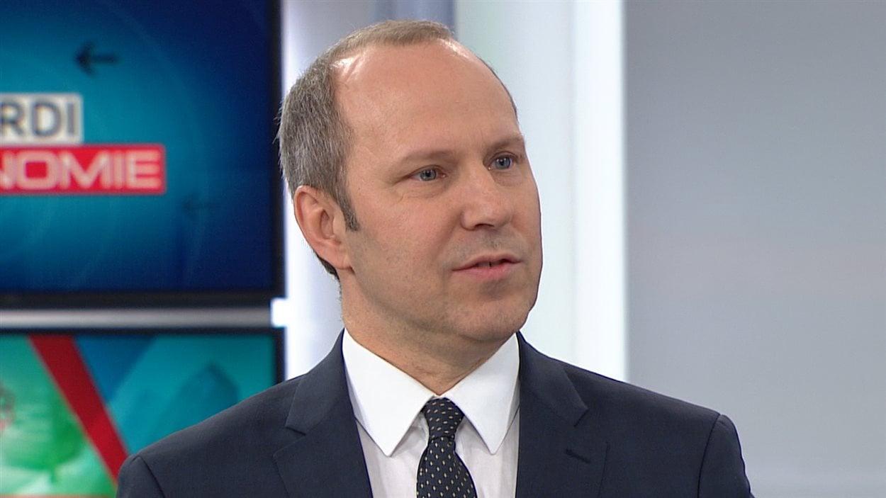 Le président de la Chambre de commerce du Montréal métropolitain, Michel Leblanc