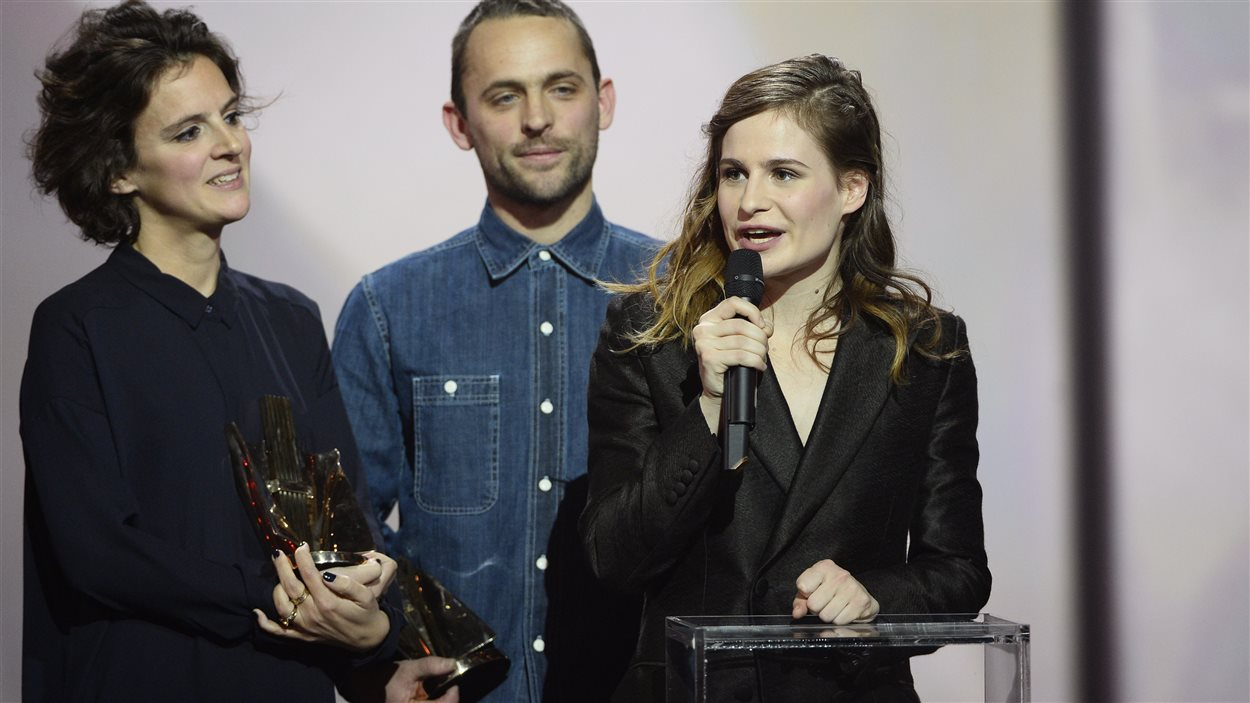 Heloise Letissier du groupe Christine and the Queens