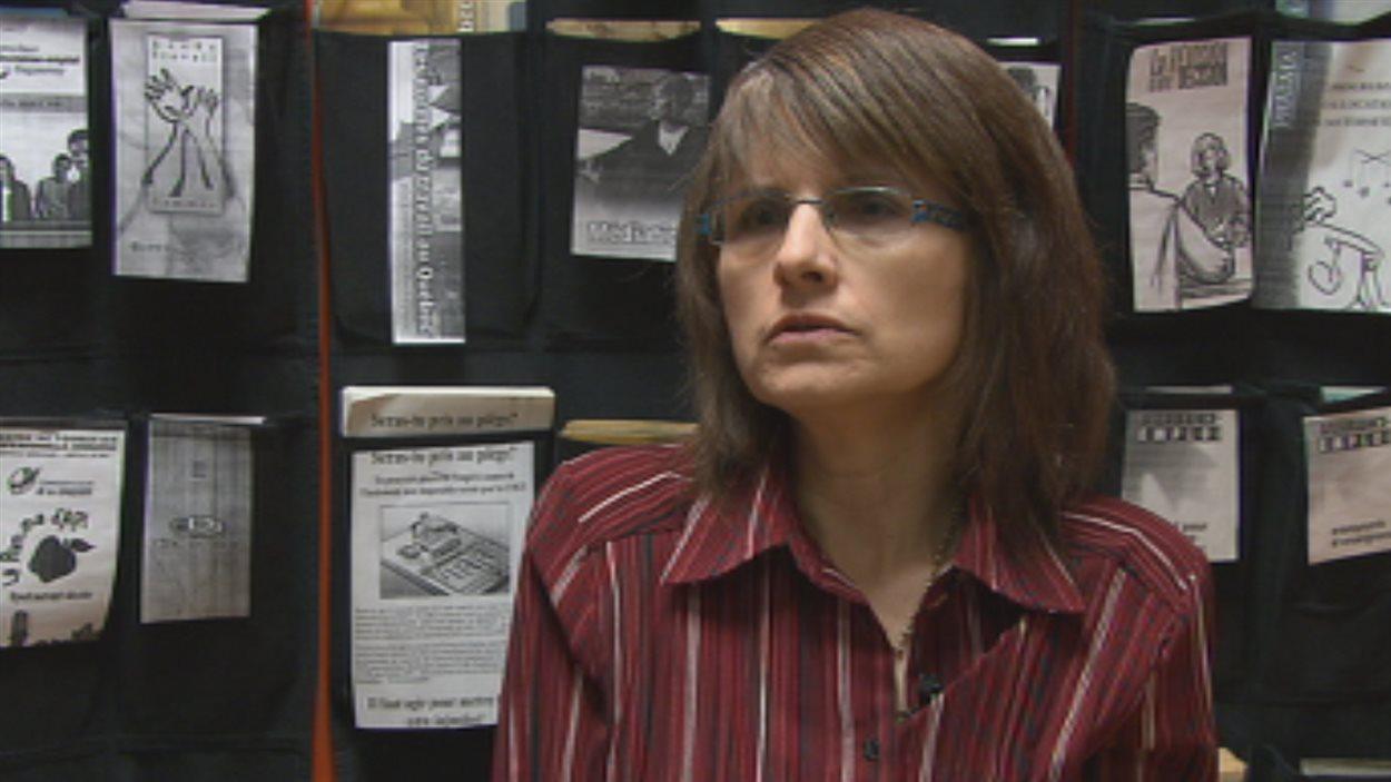 Monique Girard