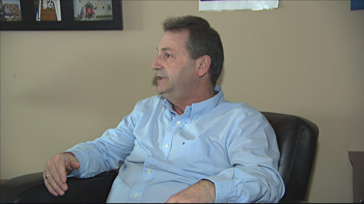 Guy Vincent, ancien patient du Dr. Richard Le Blanc