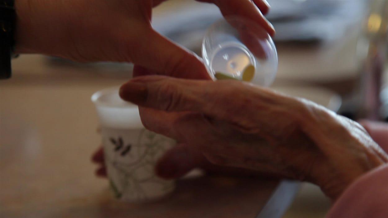 Médicaments pour aînés