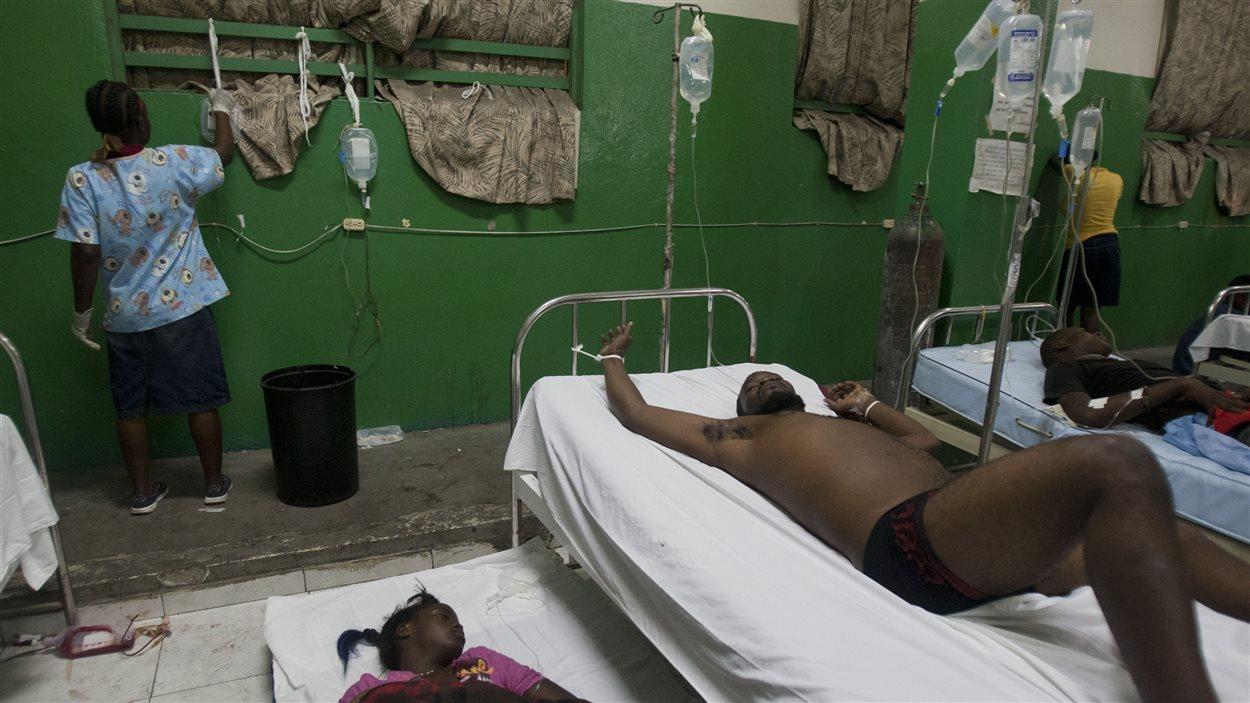 Une soixante de personnes ont été blessées lors du carnaval de Port-au-Prince.
