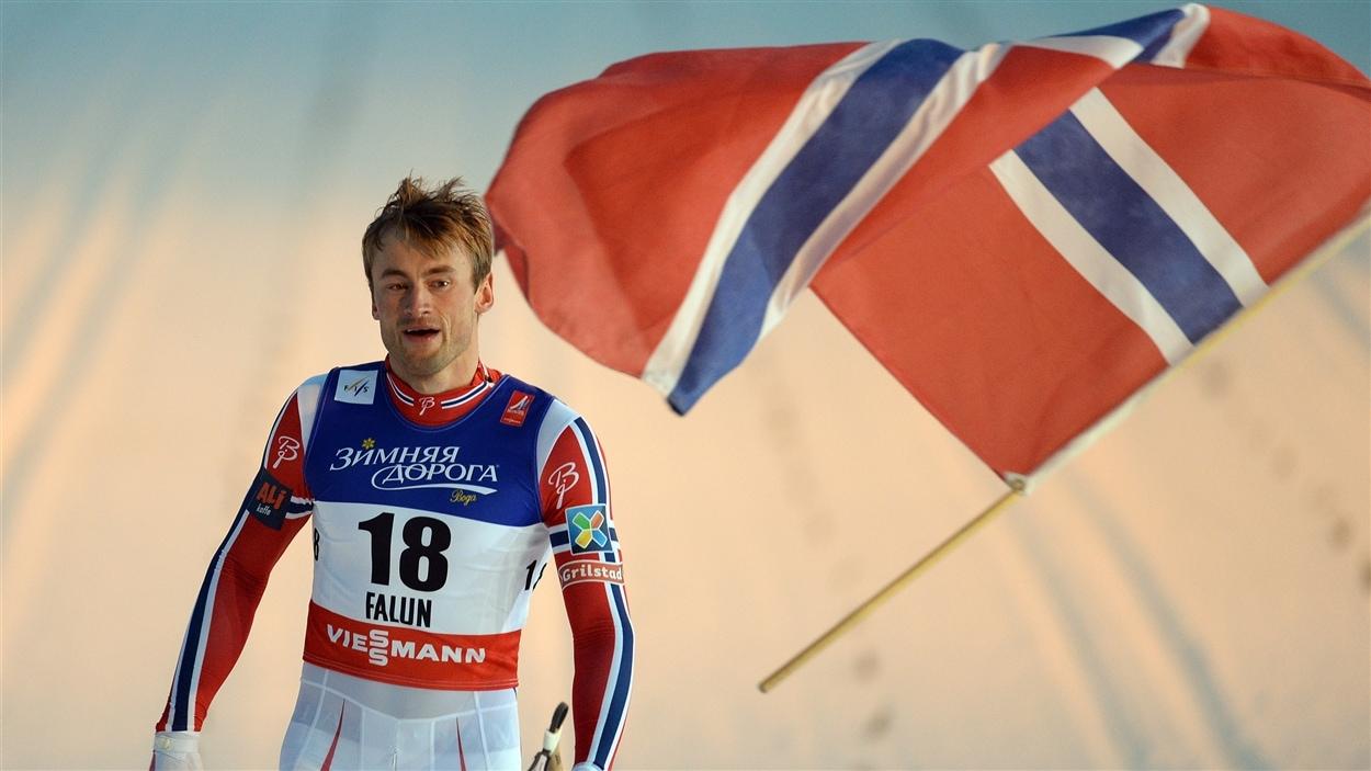 Petter Northug, le champion du monde