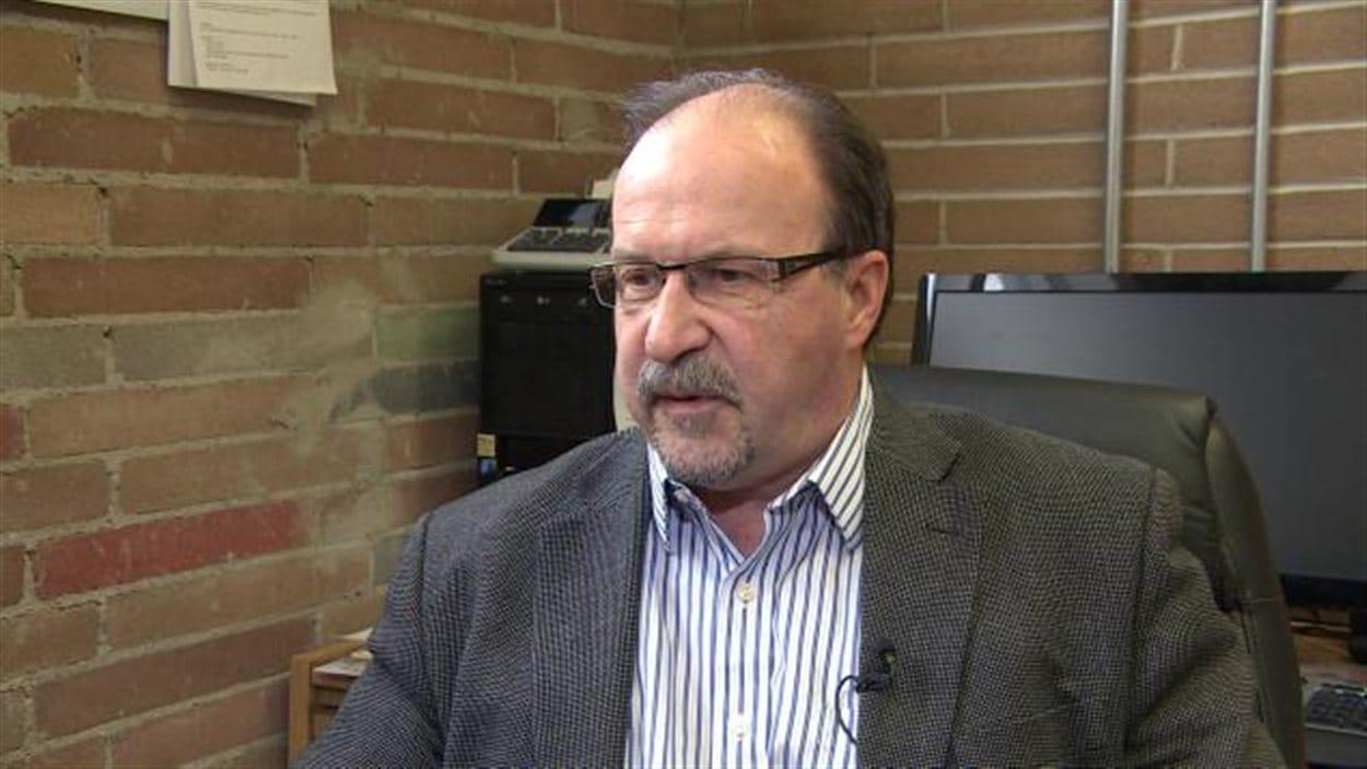 «C'est un isolement linguistique qui risque de se produire», déplore Roger Gauthier, directeur du Réseau Santé en français de la Saskatchewan.