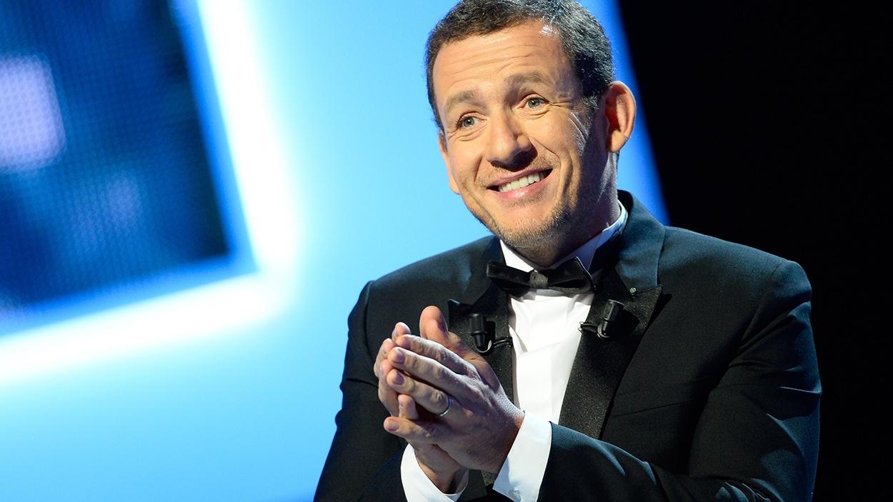L'acteur et président de la 40e cérémonie des Césars Dany Boon.