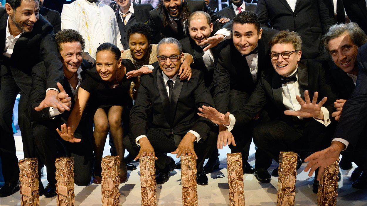 Les Césars du film <i>Timbuktu</i>