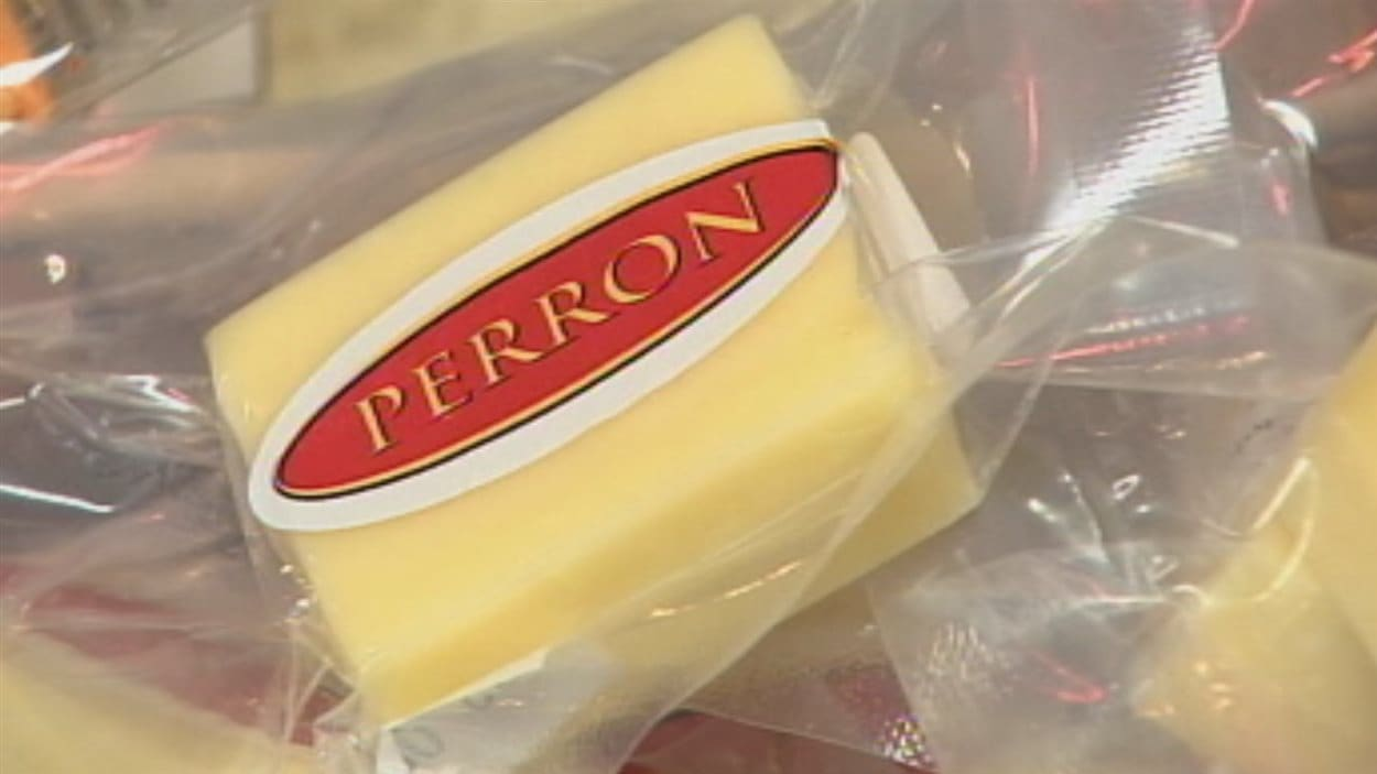 Du fromage Perron